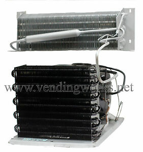 Vendo Soda Vending Machine Refrigeration Cooling Unit Deck Vc407 New Compressor