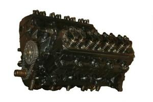 Ford 5 8 351w Premium Long Block 1993 1995 Non Roller With Gt Heads