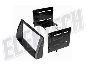 Double Din Car Radio Dash Mounting Installation Replacement Kit For Toyota