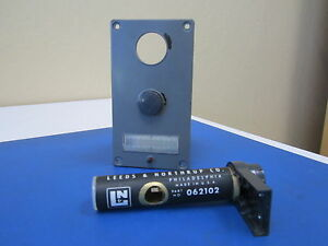 Leeds Northup Galvanometer Assembly 062102