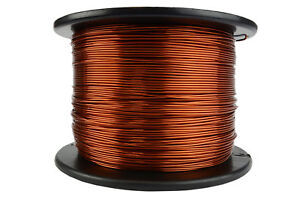 Temco Magnet Wire 16 Awg Gauge Enameled Copper 7 5lb 937ft 200c Coil Winding
