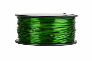 Temco Magnet Wire 20 Awg Gauge Enameled Copper 155c 1 5lb 471ft Coil Green
