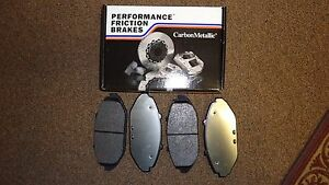 Performance Friction 0748 20 Brake Pad Ford Lincoln Mercury Crown Vic Town Car
