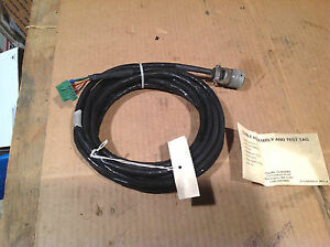Pacific Scientific 20 Pac Sc1 Power Cable Spc 020 Bendix Ms3116f 14 5s Plug