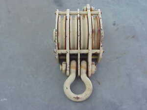 Rigging Block 20 Ton