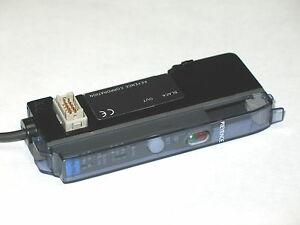 Keyence Ps t2 One touch Calibration Separate Amplifier Photoelectric Sensor New