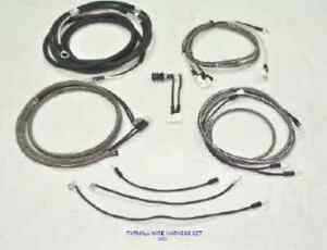 Farmall Ihc 200 230 Gas Complete Wiring Harness