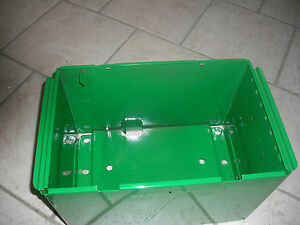 John Deere Tractor 50 60 Battery Box Aa5290r Usa Made With Centerline