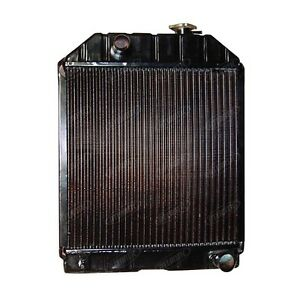 86531508 C5nn8005n Ford New Holland Radiator 340 4100 4500 4600 5000 535