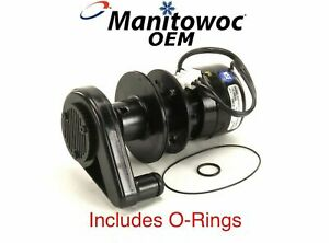 2009843 Manitowoc 115v Water Pump For Sm050a Includes O rings 20 0984 3