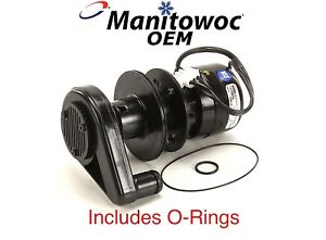 000000680 Manitowoc 115v Water Pump For Sm050a Includes O rings