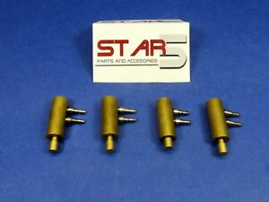 Dental Automatic Holder Valve Handpiece Mount Replacement Repair Kit 4 Pcs Star5