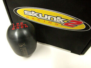 Skunk2 Billet Weighted Shift Knob For 6 Speed Honda Acura 100 Genuine
