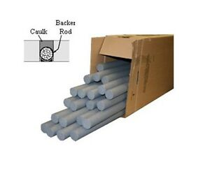 2 Closed Cell Backer Rod 54 Ft