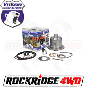 Competition Only Yukon Zip Air Locker For Dana 60 W 35 Spline Axles 4 10