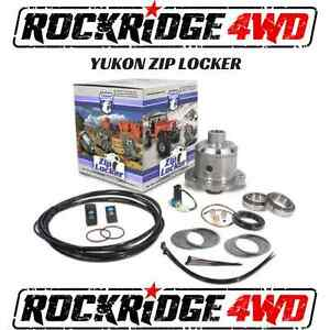 Yukon Zip Air Locker Dana 30 W 30 Spline Axles 3 73 Up Jeep 4x4 Yzld30 4 30