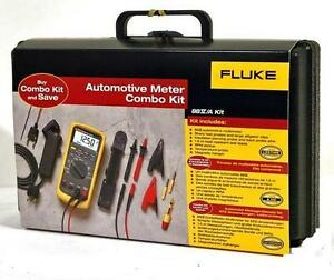 Fluke 88v A Kit Automotive Meter Combo Kit Fluke88 5 Meter