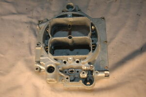 1957 1203 1156 Dual Quad Carter Wcfb Lid Corvette Or Chevy Primary Carb 2362s