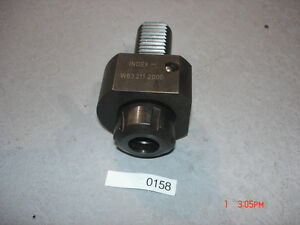 W63211 2000 Index Turret Tool Holder Index
