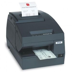 Epson Tm h6000iii Thermal Receipt Printer serial