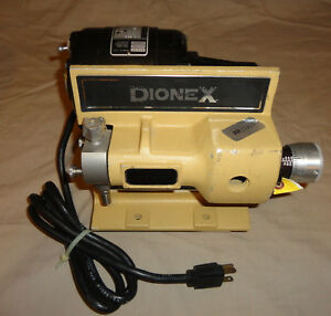 Dionex 9203040009 Metering Pump 1 3 Hp Electric Motor 120 V 1ph Adjustable New