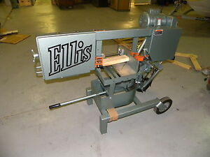 New Ellis Model 1600 Mitre Bandsaw Band Saw