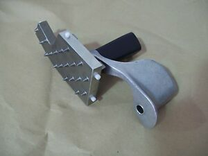 Hobart Meat Grip Assembly Stainless Steel Fits Models 1612 1712 1812 1912