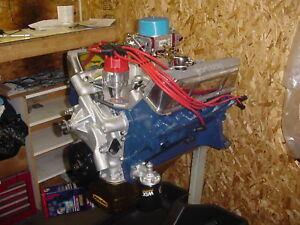 Ford Big Block 390 Fe Engine Street Thumper 419 Hp 434 Torque Galaxie T bird