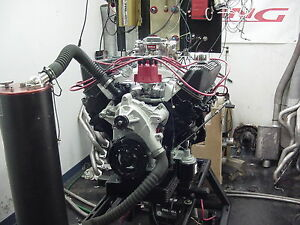 Ford Big Block 390 Fe Engine Street Thumper 375hp 410tq Galaxie T bird Mustang