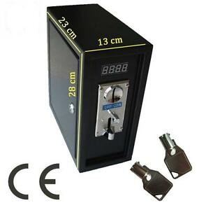 Coin Operated Timer Box To Turn Pc Into Vending Pc Internet Cafe Kiosk Etc