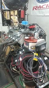Ford Truck 460 Efi Towing Hot Street Engine 400hp 480tq Mustang F150 F350