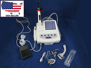 Dental Apex Locator Pulp Tester And Led Curing Light Endodontic System Victor l
