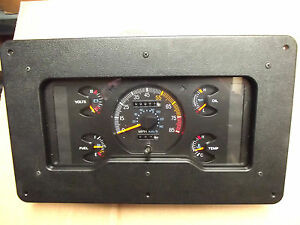 1 gmc chevy Truck New Dash Gauges Cluster Not In Box