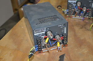 Nemic Lambda Sr300 10 5g 10 Volt 30 Amp Dc Power Supply Advantest Test System