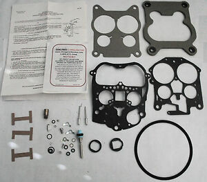 1979 80 Carb Kit Chevy Gmc Truck Rochester Q Jet 350 400 454 Engines New