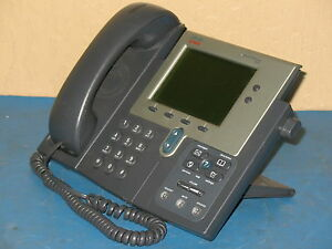 Cisco Systems 7940 Cp 7940g Ip Business Phone