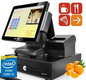 3nstar Pcamerica Rpe Pos Bundle I5 Turbo Core 4gb 120gb Ssd Touchcomputer