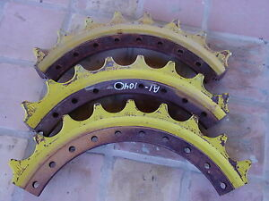 Cat Caterpillar Dozer Tracks Sprocket Teeth Tooth Segments 234 1482 1483