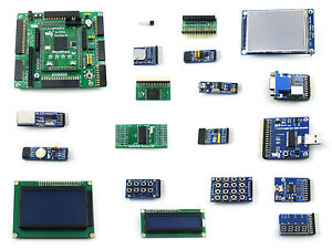 Altera Fpga Ep4ce10 Ep4ce10f17c8n Cyclone Iv Development Board 20 Modules Kits