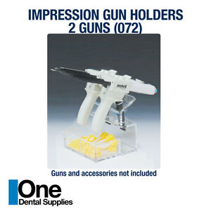 Dental Impression Gun Holder 072 2 Guns