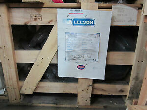 Leeson Motor 30hp 193324 New