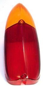Tail Light Amber Red Left Right Fits Volkswagen Fastback Squareback Type3