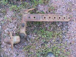 Ford 8n 9n 2n Tractor Front End Parts And Hub