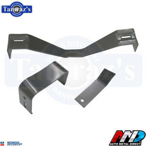 67 76 Mopar A Body Center Console Floor Mounting Bracket Set Manual Trans Amd