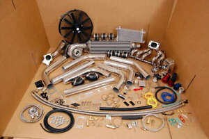 For New Supra 1jz Gte Complete Turbo Demon Kit 390hp Mkiii
