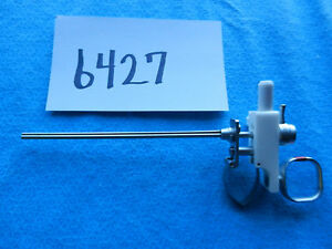 Olympus Laparoscopic Lap Pediatric Iglesias Working Element A3176
