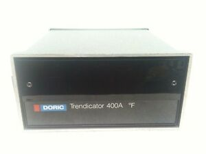 Doric Trendicator 400a Type J Thermocouple