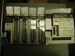 Omron Sysmac C200h Programmable Controller W modules