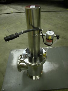 Nor cal Products Numatic Bellows Valve 4 Use With Stokes Edwards Alcatel