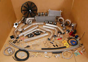 Honda Civic 96 00 B16 B18 B20 T3 T4 Turbo Kit Look